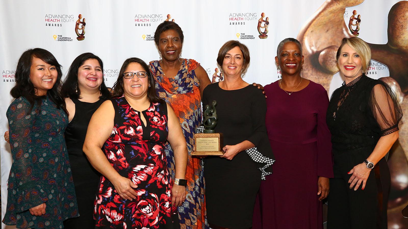 Stanislaus County - 2019 Awardee